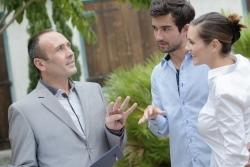 Fragen bei der Wohnungsbesichtigung