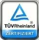 Siegel des TÜV Saarland