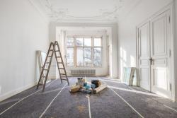 Mieter renoviert Wohnung bei Auszug